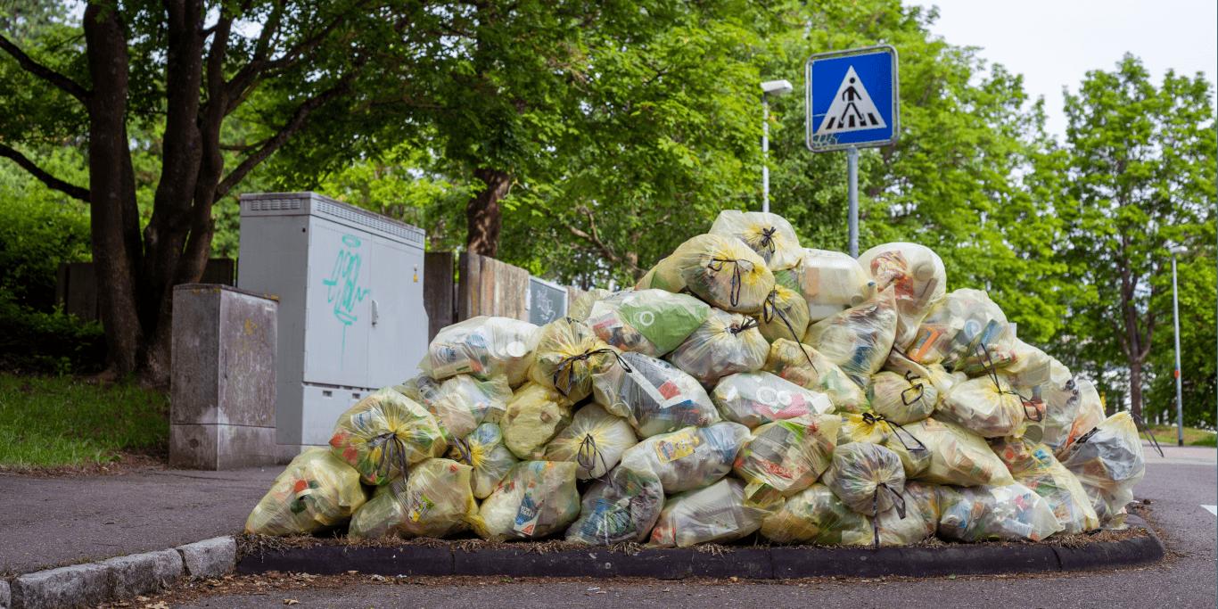 Verpackungsmüll in Deutschland und der EU