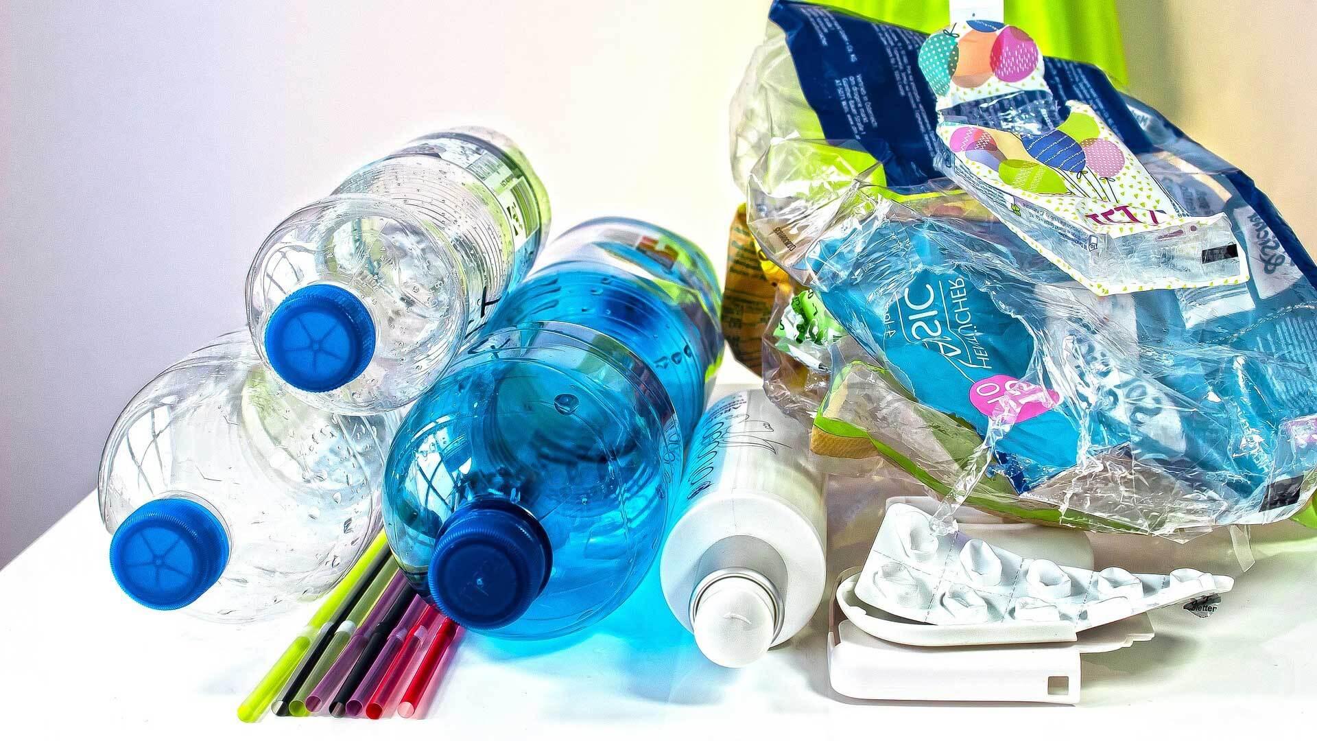 Plastikmüll Recycling